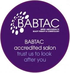 BABTAC Accredited Salon